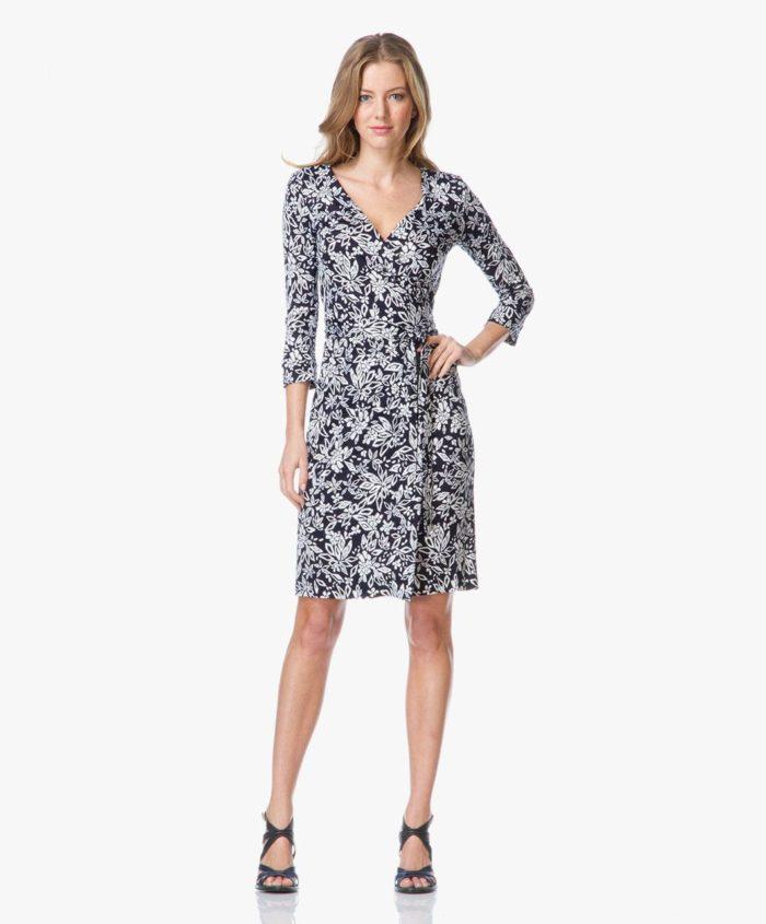 модные повседневные платья весна-лето 2019: цветочный принт