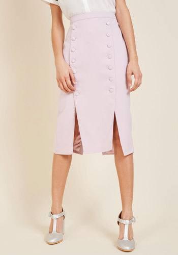 модная юбка сразрезом
