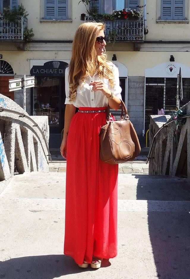 модные фасоны весенних юбок
