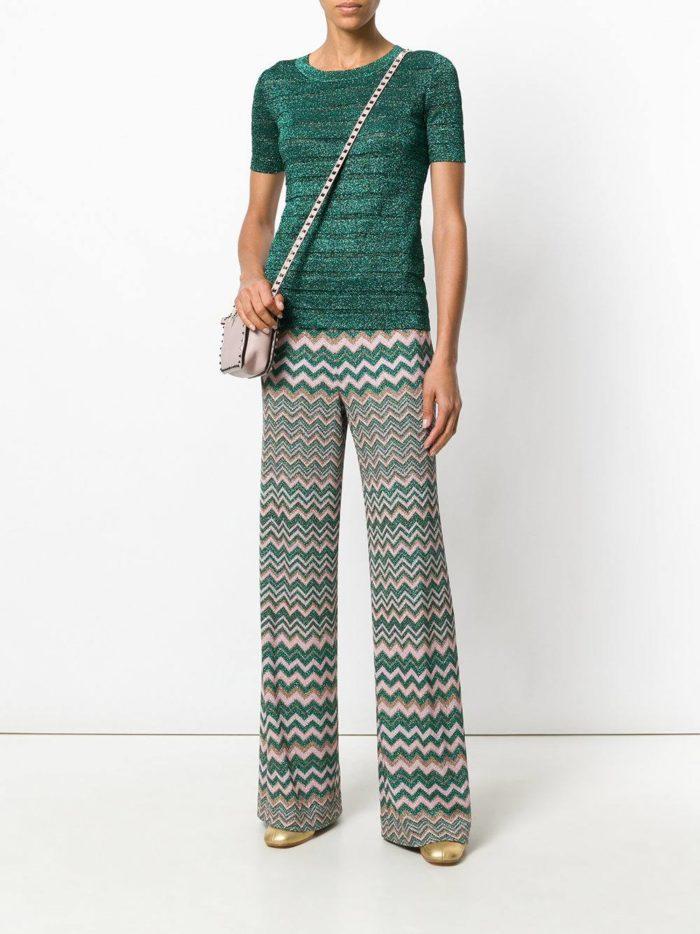 модные брюки весна-лето