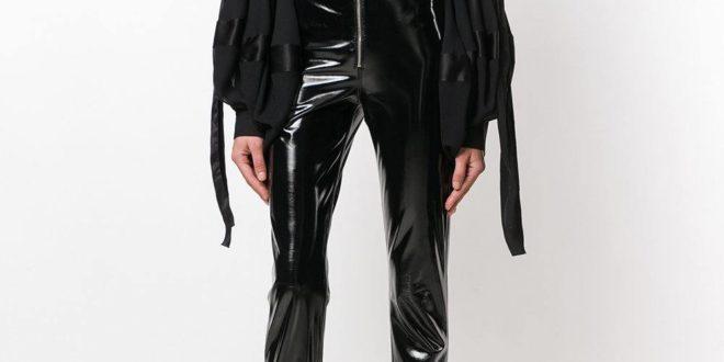 Модные блузки из шифона 2020-2021 года: фото