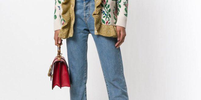 Модные женские кардиганы 2019-2020: вязаные спицами и крючком.