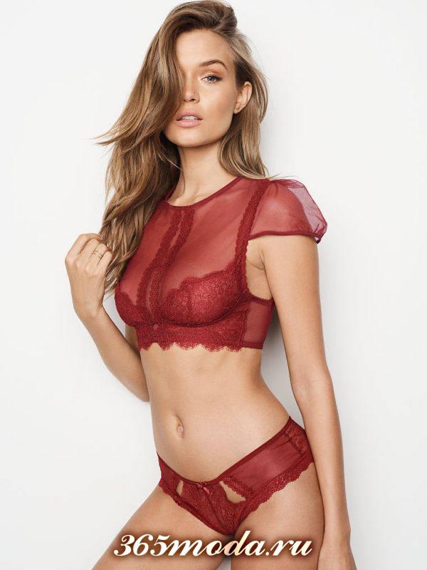 нижнее сексуальное белье прозрачное