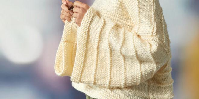 Вязаная мода осень-зима 2021–2022