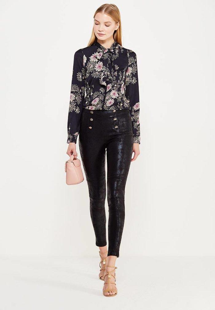 Базовый гардероб: брюки скинни