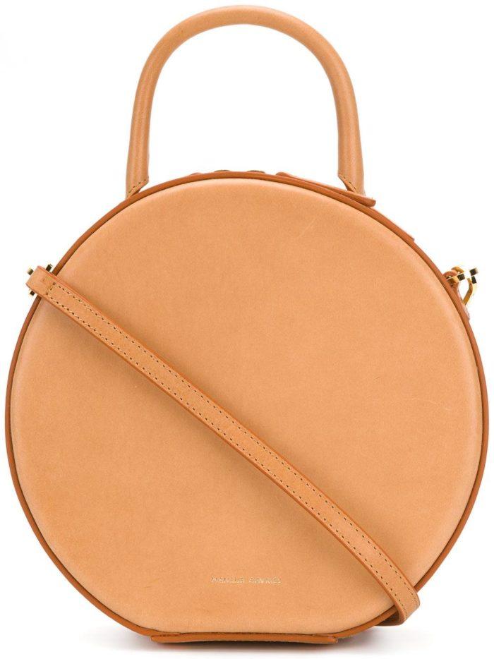 базовая круглая сумка