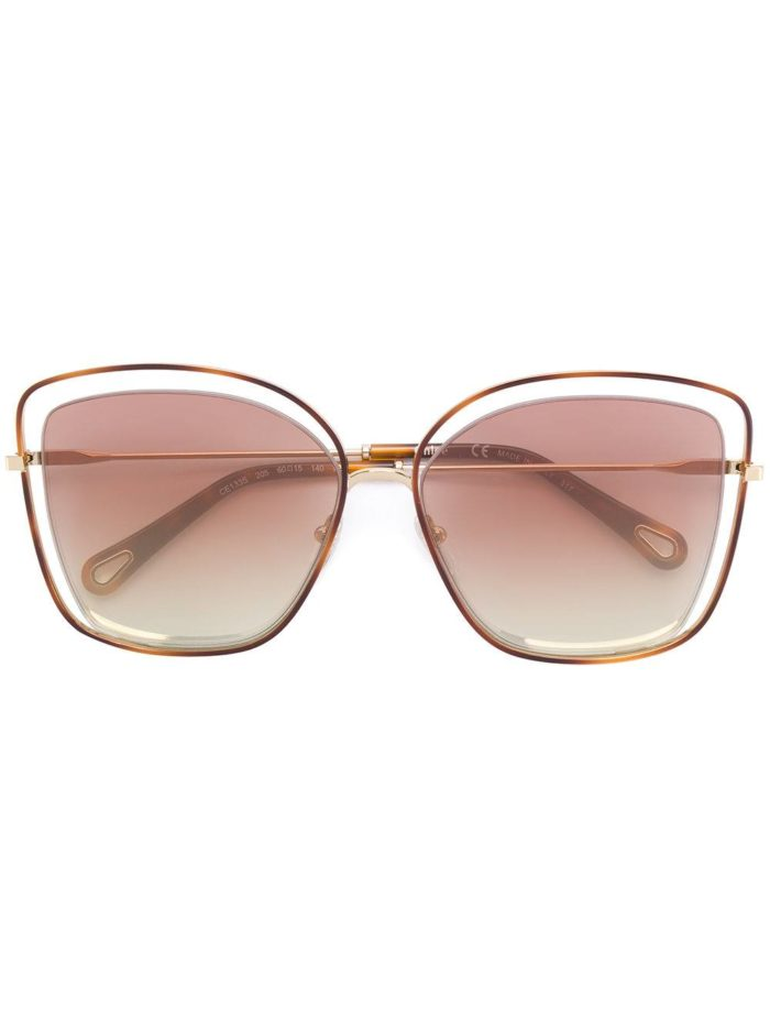 базовые светлые очки
