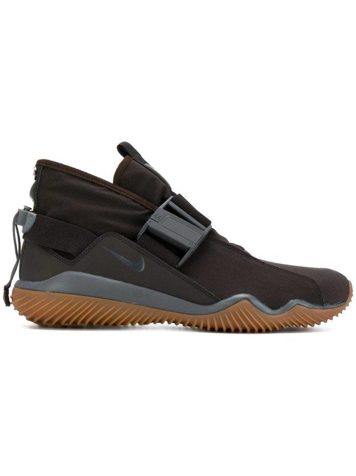кроссовки унисекс черные без шнурков