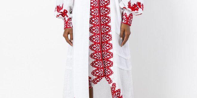 Летние платья и сарафаны 2021