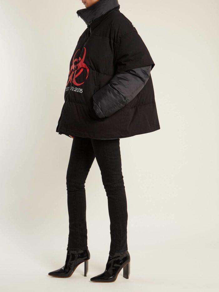 Модные луки осень-зима 2019-2020: с короткой курткой оверсайз и ботинками на каблуке