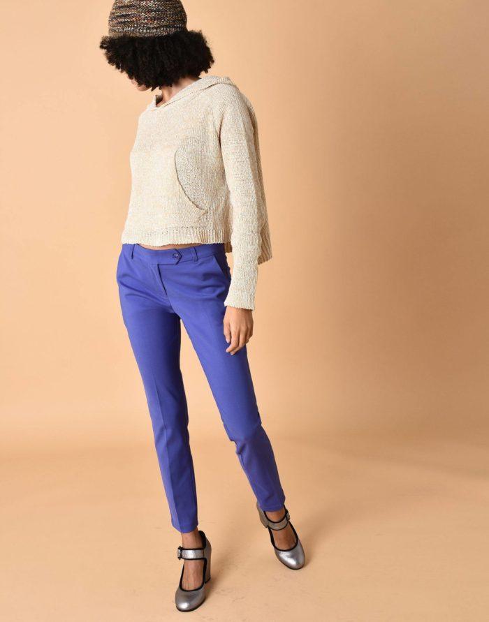 Модный сет: с брюками дудочки