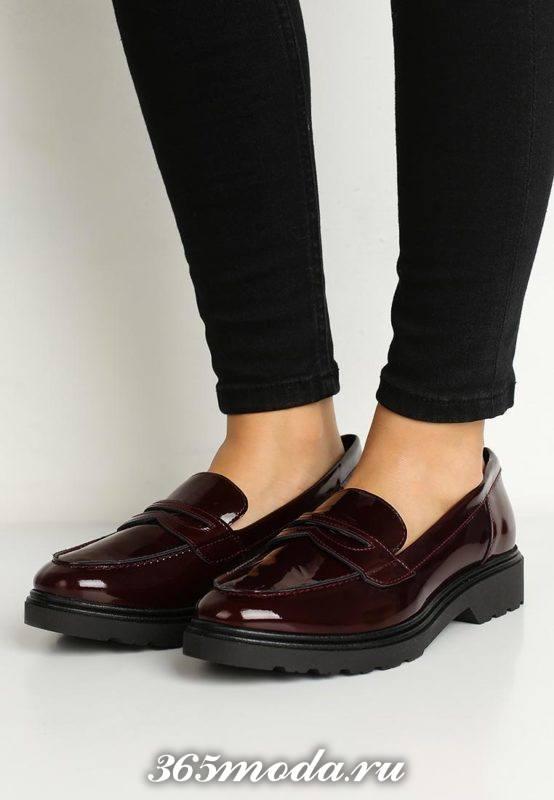 С чем носить узкие шерстяные брюки
