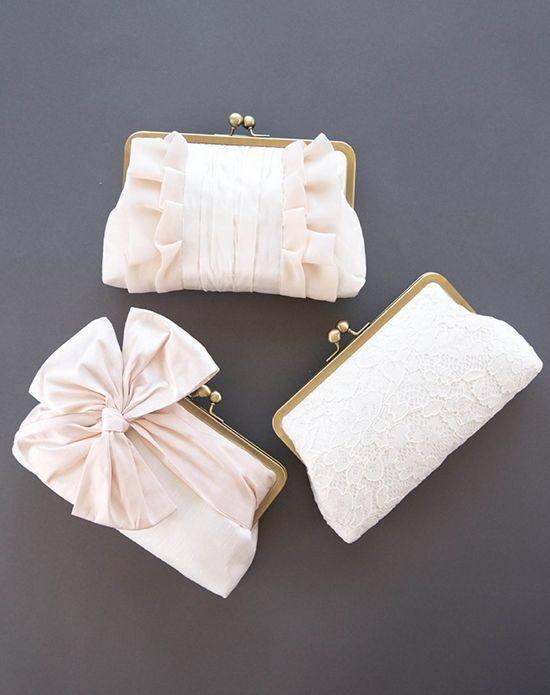 свадебные сумки модные