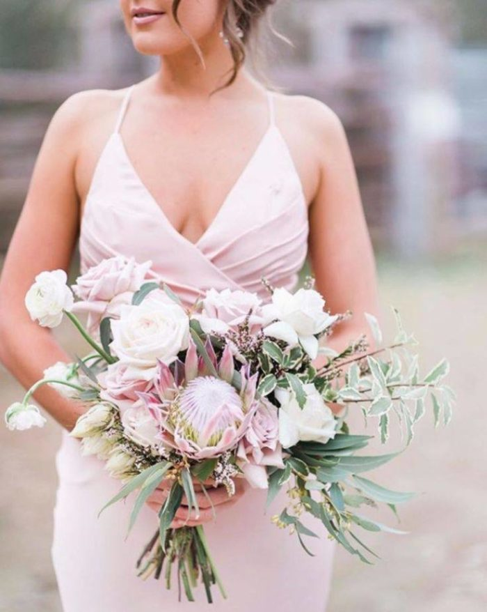 Свадебная мода: букет