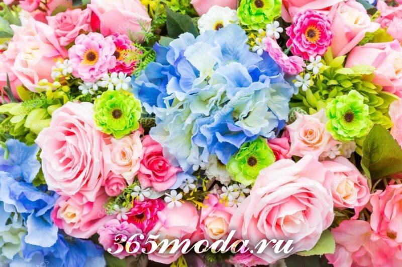 цветы для Святого Валентина