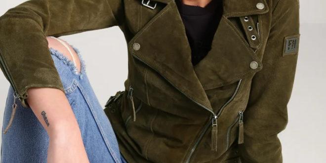 Модные женские луки осень-зима 2021–2022: фото