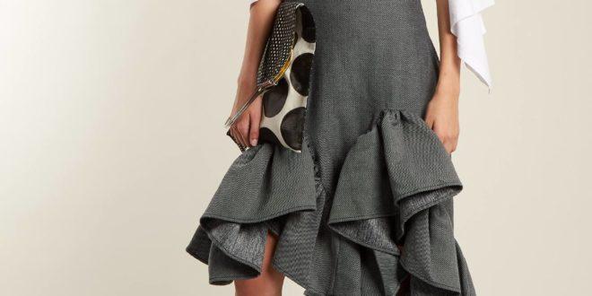 С  носить серую юбку женщине и что надевать? Фото. Летом, осенью, зимой