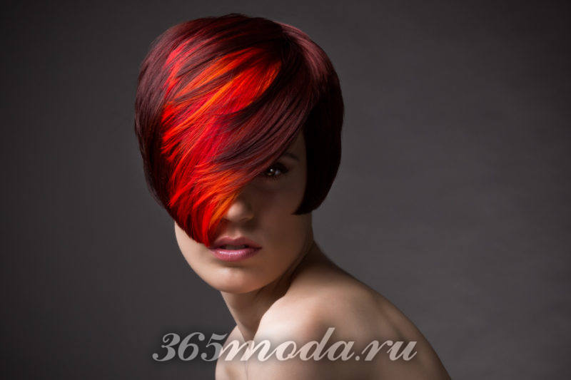 Креативные стрижки на короткие волосы после 40 лет