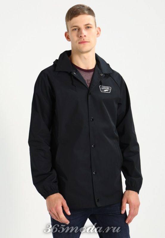 мужская куртка на весну 2019