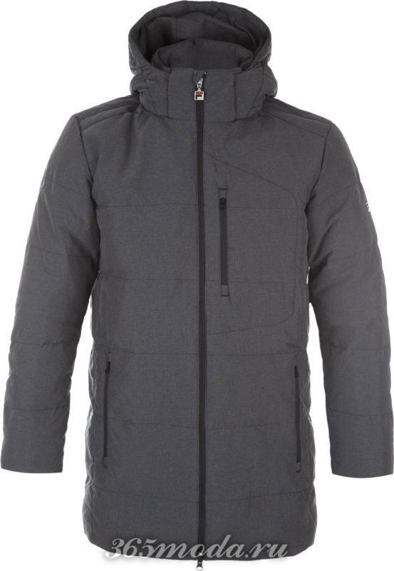 Мужская куртка пуховая весна 2019