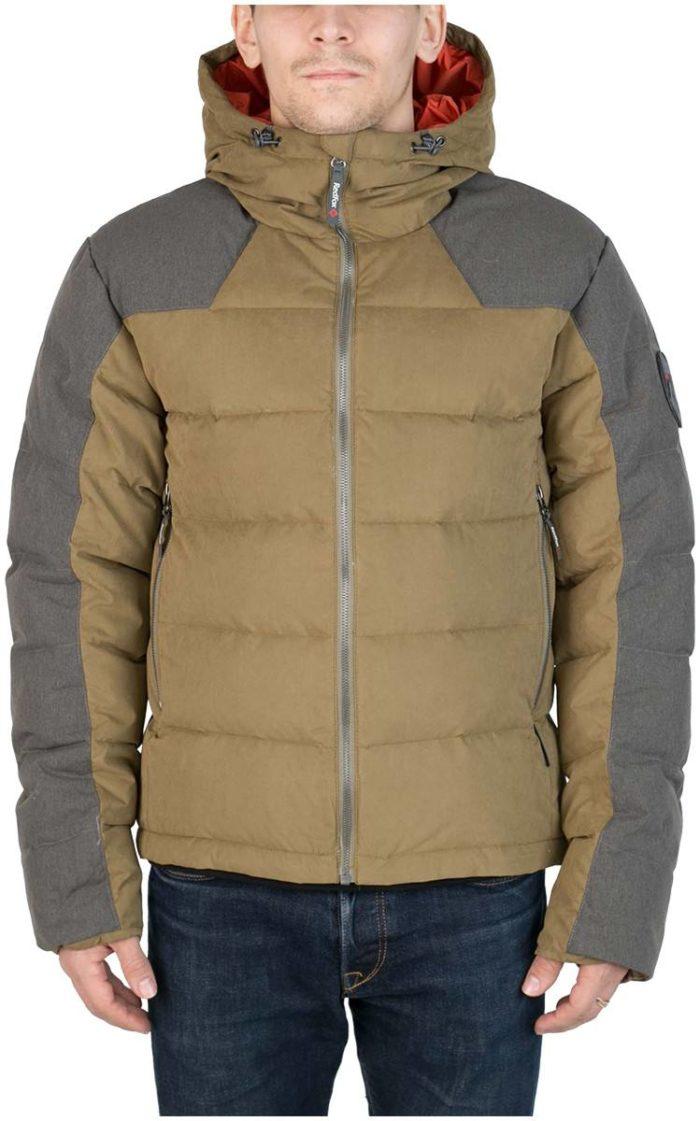 Мужская куртка пуховая