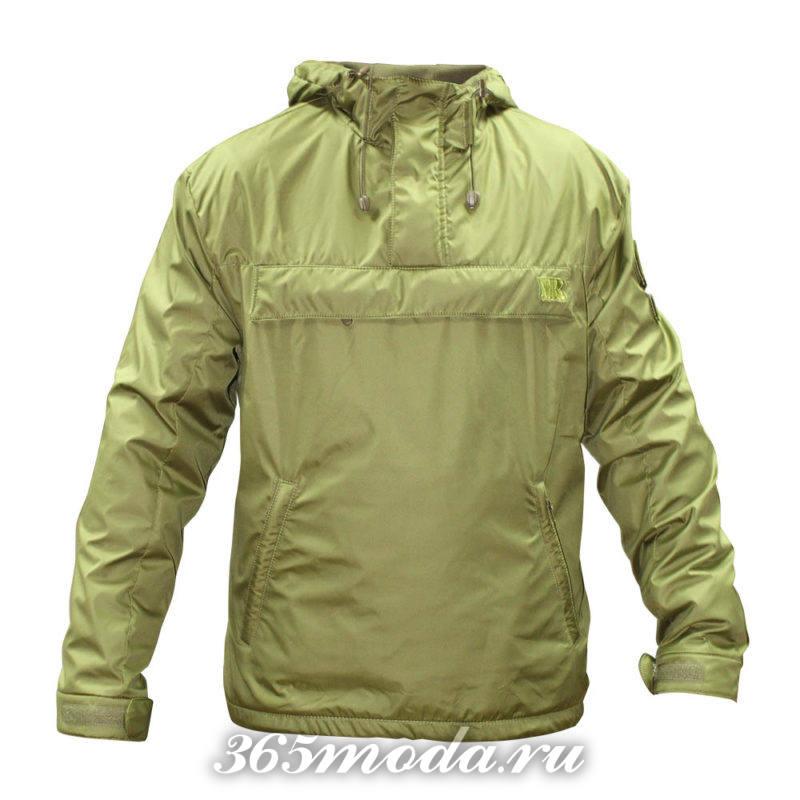 Мужская куртка анорак весна 2019