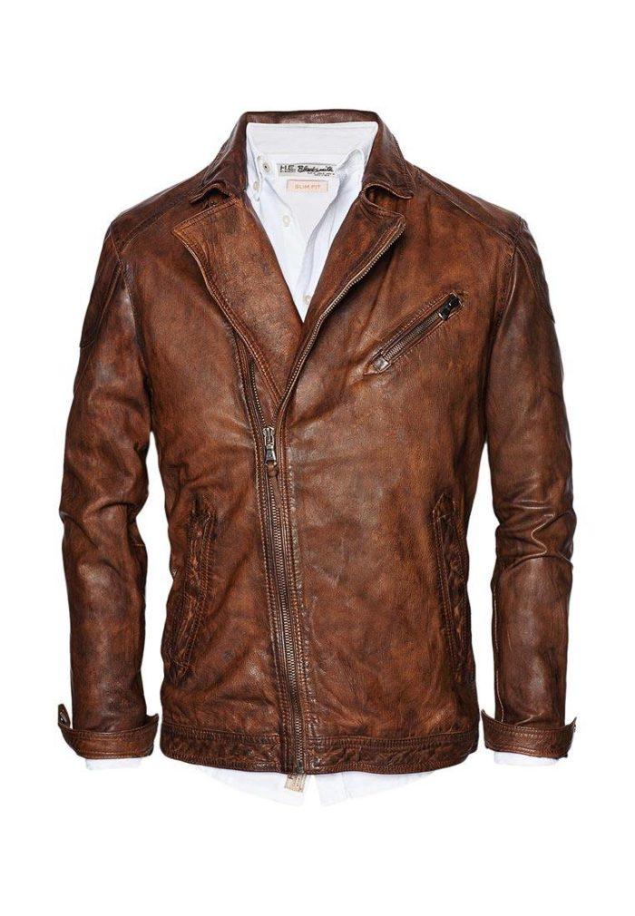 Мужская куртка косуха весна