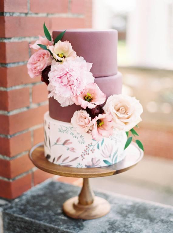свадебный торт марсала