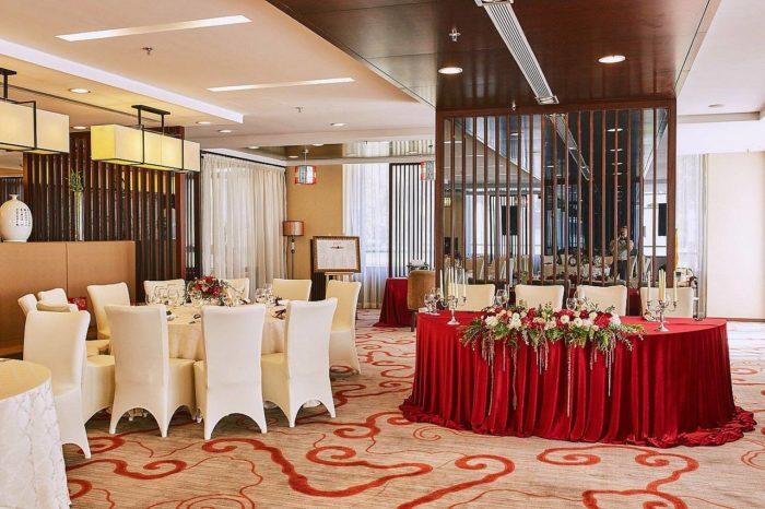 свадебный зал айвори марсала