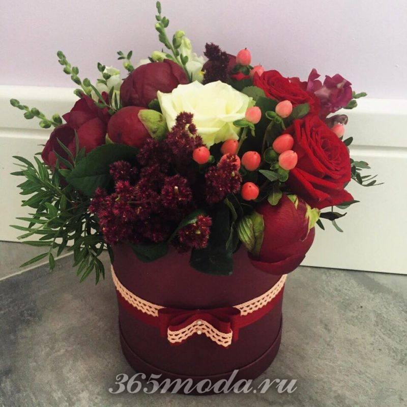 свадьба марсала икебаны цветов