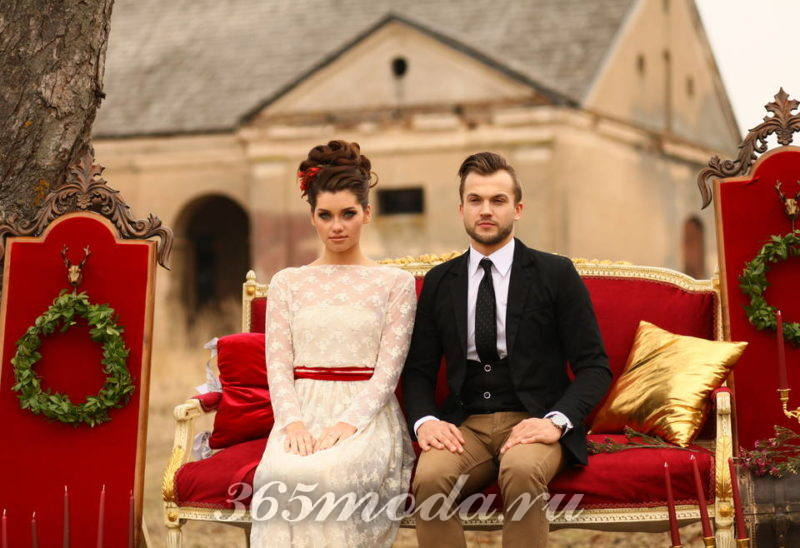 свадьба марсала место молодоженов