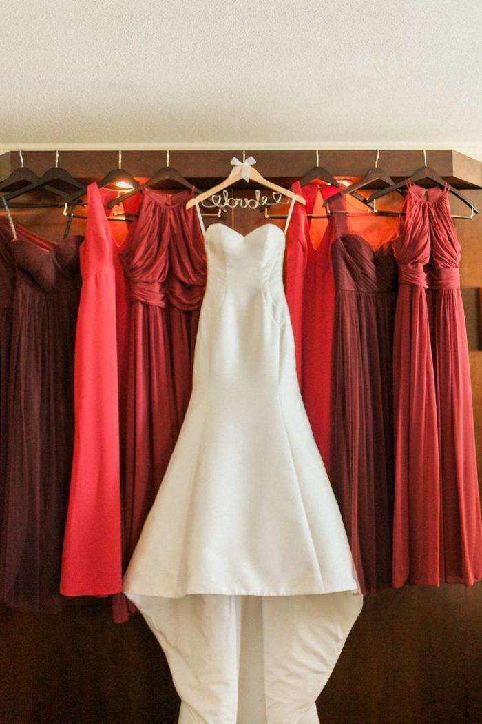 свадебное платье невесты айвори