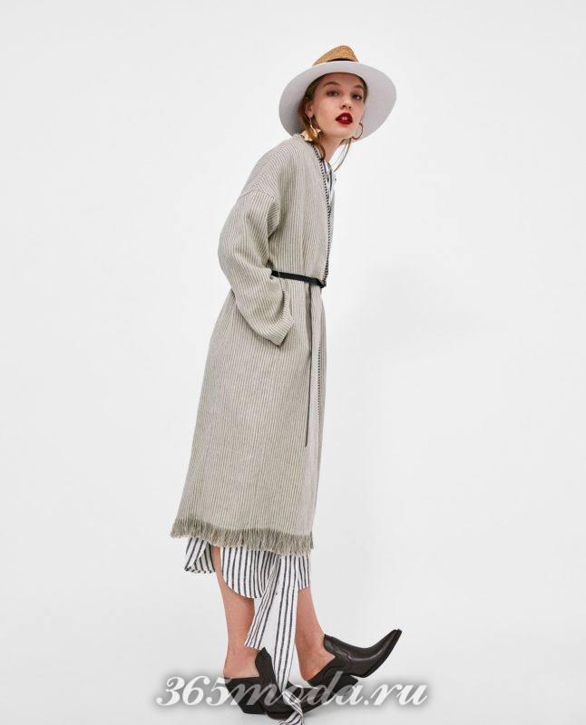 модный образ 2018