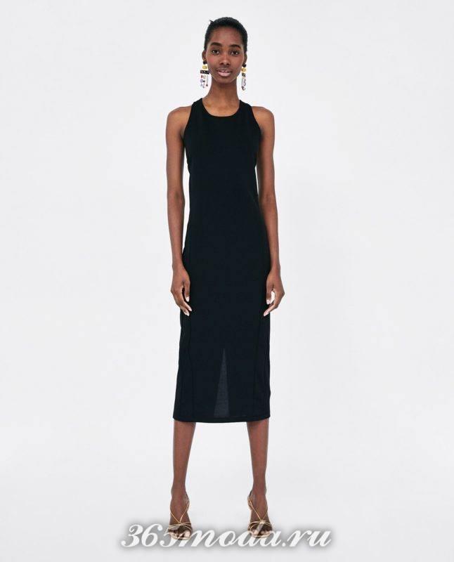 мода 2018-2019 года в женской одежде