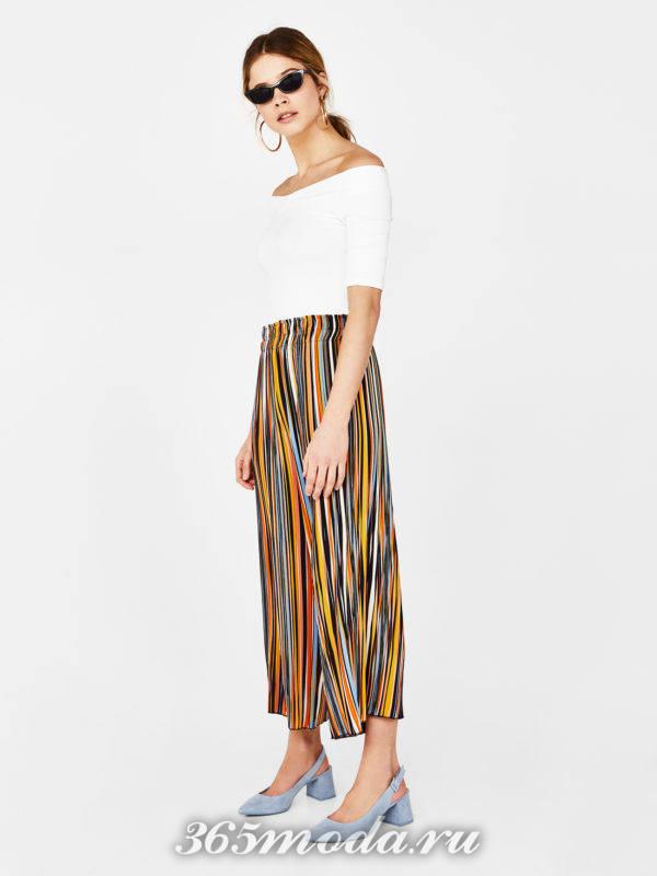 Модный образ для женщины за 30 2018