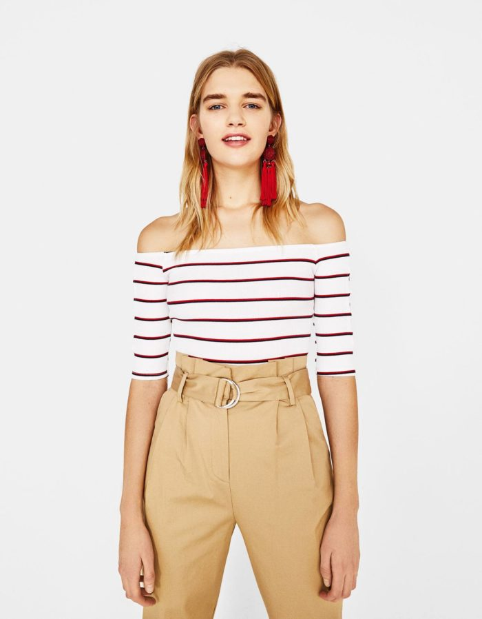 Тренд в одежде весна лето 2019