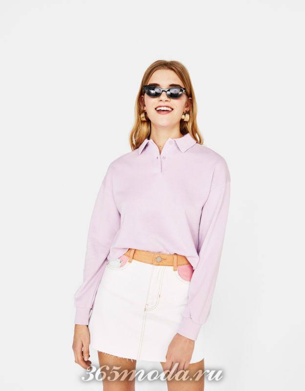 Модный розовый цвет весна и лето 2018