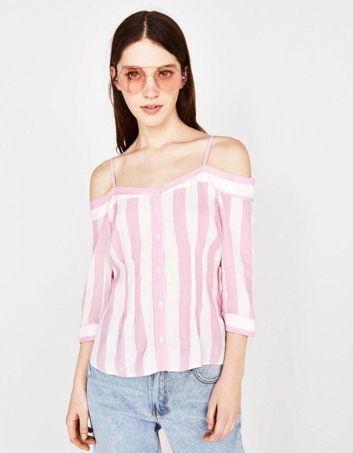 Модный розовый цвет весна и лето 2019