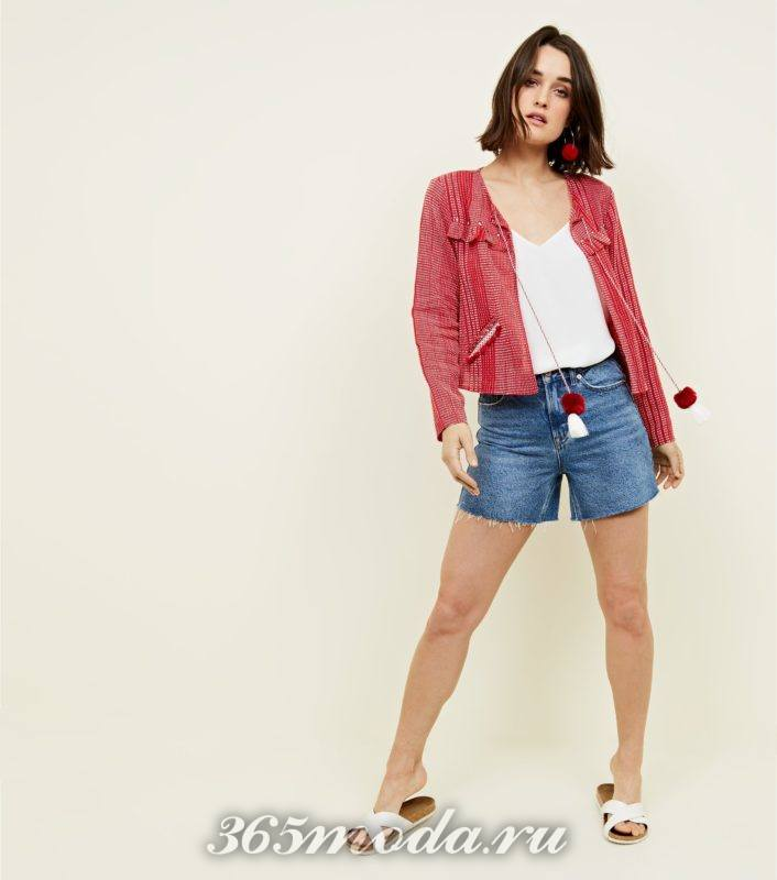 Мода лето 2018 для женщин за 30