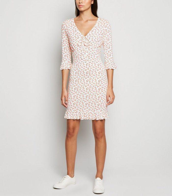 модные платья весна лето 2021